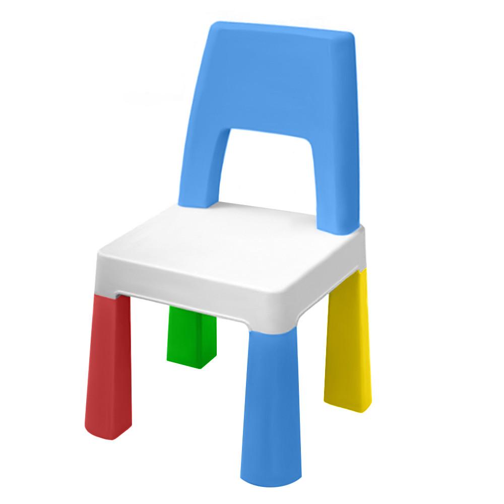 "Детский стульчик POPPET ""Колор Блу"" синий"