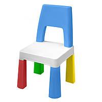 """Детский стульчик POPPET """"Колор Блу"""" синий, фото 1"""