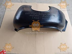 Подкрылки ВАЗ 2110 - 2112 передние 2шт (пр-во MEGA-LOCKER) ПД 72100, фото 3
