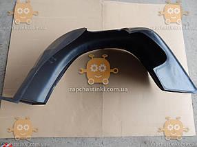Підкрилки ВАЗ 2110 - 2112 передні 2шт (пр-во MEGA-LOCKER) ПД 72100, фото 3