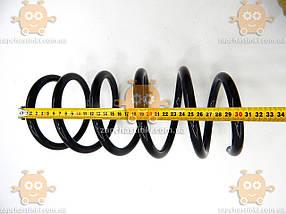 Пружина передня DACIA LOGAN, KANGOO 1 (прут 13,5 мм, Висота 306мм) 2шт (пр-во EuroEx Угорщина) ЇЇ 102541, фото 3