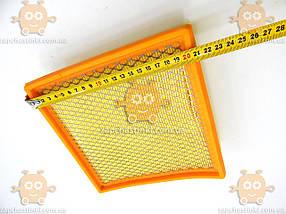 Фильтр воздушный ВАЗ 2108 - 2115, 2123 инжектор с сеткой (пр-во Невский Фильтр) О, фото 2