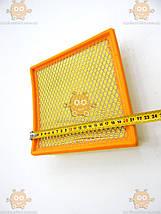 Фильтр воздушный ВАЗ 2108 - 2115, 2123 инжектор с сеткой (пр-во Невский Фильтр) О, фото 3