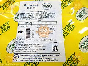 Фільтр повітряний ВАЗ 2108 - 2115, 2123 інжектор (пр-во Невський Фільтр) З 72823, фото 2