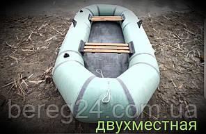 Човен гумовий 2 місний (лисичанка) 34 балон