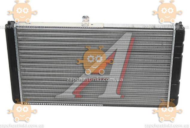 Радиатор охлаждения ВАЗ 2110-2112 (инжектор) (пр-во АвтоВАЗ) ОРИГИНАЛ! АГ 1612, фото 2