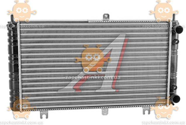 Радиатор охлаждения ВАЗ 2170-2172 (пр-во АвтоВАЗ) ОРИГИНАЛ! АГ 1963, фото 2