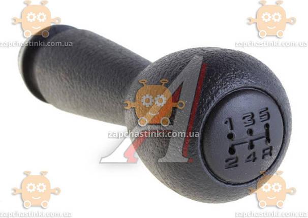 Рукоятка важеля перемикання передач ВАЗ 2123 (5 ступ) (пр-во АвтоВАЗ) ОРИГІНАЛ! АГ 1793, фото 2