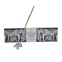 Подставка для благовоний Слон и аромапалочки NN002