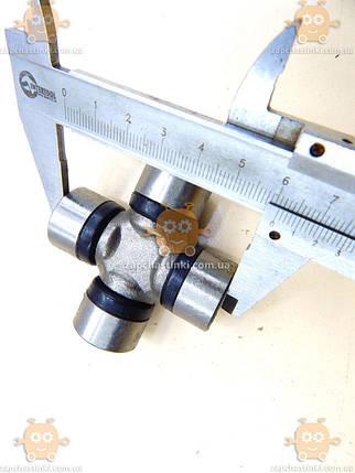 Крестовина кардана с масленкой ВАЗ 2101 - 2107 (пр-во RIDER Венгрия) О 1722958261, фото 2
