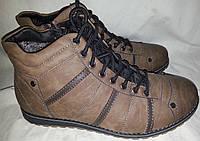 Ботинки мужские эко-кожа зимние p40 FORRA 921