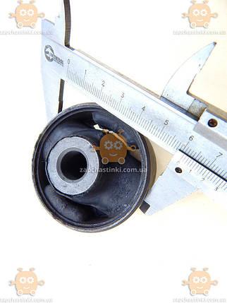 Сайлентблок важеля переднього (задній) Chevrolet Lacetti (пр-во Tangun) З 638543 ПД 70131, фото 2