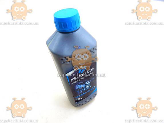 Масло моторне 1л 10w-40 полусинтетика (пр-во Motor Lux Німеччина) АХ 023513, фото 2