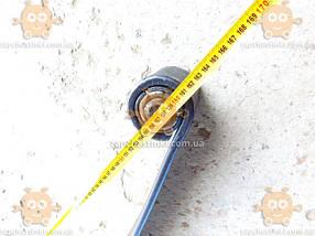 Лист ресори №1 задній ГАЗ 33104 Валдай 1680мм з сайлентблоками (пр-во ГАЗ) ПРО 062926, фото 2