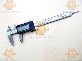 Штангельциркуль цифровий 150мм (точність 0,02 мм) (вир-во MTX) ПД 156273, фото 3
