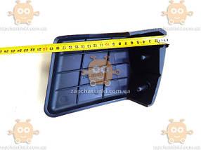 Накладка бампера перед пластик ВАЗ 2105 (ікло лівий і правий) (пр-во Пластик) КС 001436, фото 2