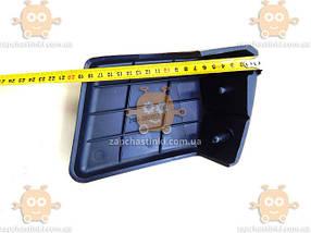 Накладка бампера перед пластик ВАЗ 2105 (ікло лівий і правий) (пр-во Пластик) КС 001436, фото 3