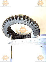 Муфта КПП ВАЗ 2108 - 2115 (1-2 передачи) (пр-во Успех Россия) АГ 2577, фото 2