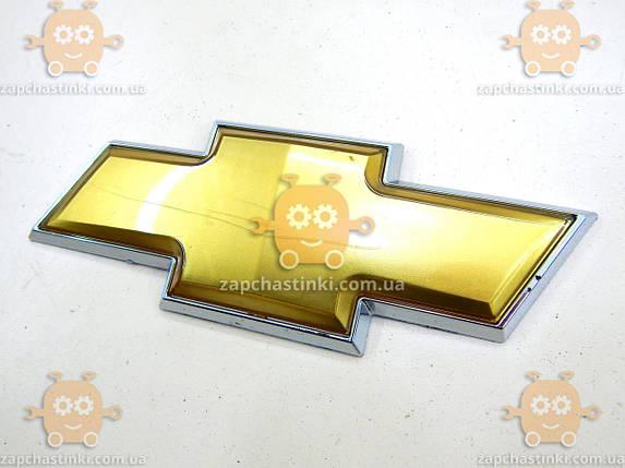 Емблема Chevrolet на скотчі (Важливо виміряти габарити: 210х77мм) УЦІНКА подряпини (Передоплата), фото 2