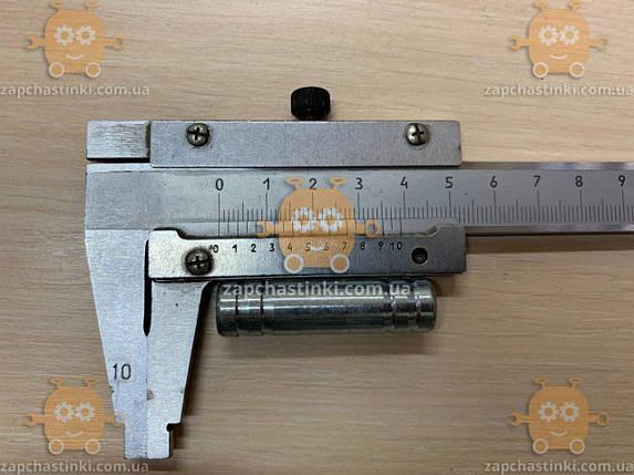Переходник для шланг 12х12мм СТАЛЬНОЙ (двойник) (тосол, ГБО) (пр-во Турция), фото 2