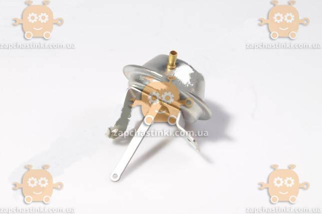 Вакуумный регулятор (трамблера) Газель, Волга контактный (пр-во СОАТЭ) М 0095243, фото 2
