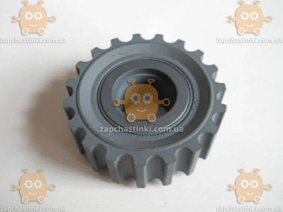 Шестерня коленчатого вала Daewoo Lanos,Nexia 1.5 SOHC малая (пр-во GROG Корея) качество супер! АГ 39780, фото 2