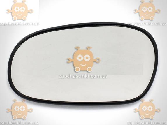 Зеркальный элемент Daewoo Lanos,Sens заднего вида левое (пр-во GROG Корея) качество супер! АГ 39716, фото 2