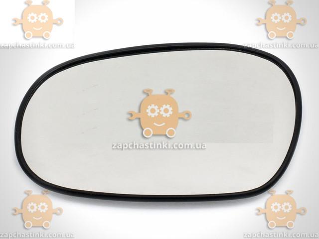 Зеркальный элемент Daewoo Lanos,Sens заднего вида левое (пр-во GROG Корея) качество супер! АГ 39716