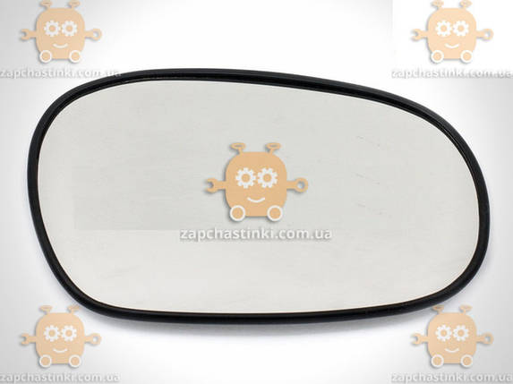 Зеркальный элемент Daewoo Lanos,Sens заднего вида правое (пр-во GROG Корея) качество супер! АГ 39717, фото 2