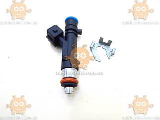 Форсунка топливная DACIA Logan, Largus, Sandero 1.4 1.6л 8 клап (пр-во Bosch) ПД 177656