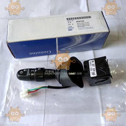 Перемикач світла і ПТФ Chevrolet Lacetti (пр-во GROG Корея) якість супер! АГ 39797, фото 2