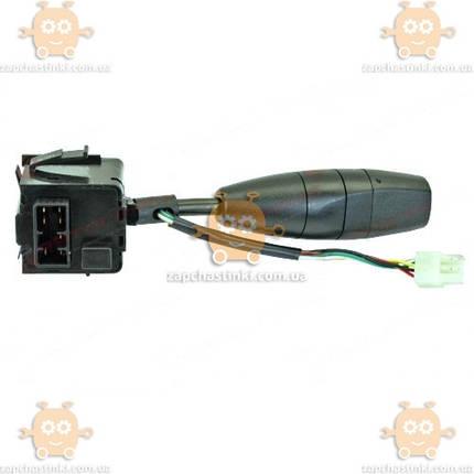 Преключатель підрульовий світла з ВТФ Daewoo Lanos (пр-во GROG Корея) якість супер! АГ 39737, фото 2