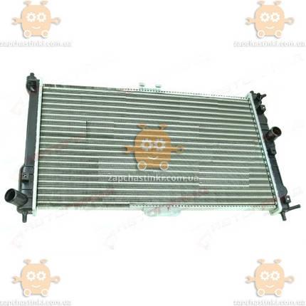 Радиатор охлаждения Daewoo Lanos 1.5-1.6 с кондционером (пр-во GROG Корея) качество супер! АГ 39746, фото 2