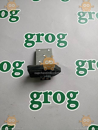 Сопротивление отопителя Daewoo Lanos (резистор вентилятора) (пр-во GROG Корея) качество супер! АГ 39749, фото 2