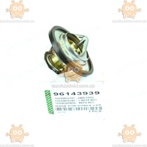 Термостат Daewoo Lanos 1,5,Chevrolet Aveo (пр-во GROG Корея) качество супер! АГ 39771