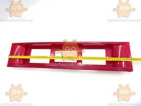 Рамка катафот под номер задний ВАЗ 2108 - 2109 красная (пр-во Россия) ПД 124046, фото 2