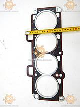 Прокладка ГБЦ ВАЗ 2110 - 2112 16кл. прогерметезированная (пр-во БЦМ Білорусь) ПД 71399, фото 2