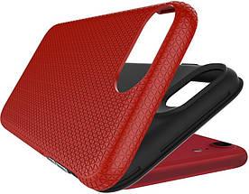 Чохол-накладка TOTO Triangle TPU+PC Case Apple iPhone 7/8 Red #I/S, фото 2