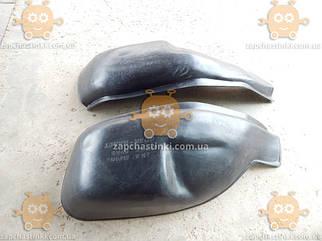 Подкрылки ЗИЛ 5301 Бычок передние 2ШТ (пр-во Нова-Пласт) ПД 23595