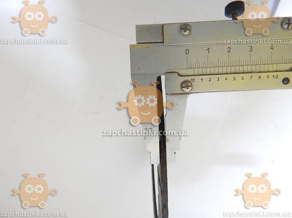 Накладка диска сцепления ВАЗ 2101 - 2107 (сверлённая) 1шт (пр-во Россия) З 929143 ПИР 23692, фото 2