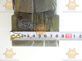 Колодки передние ВАЗ 2101 - 2107 (к-кт 4шт) (пр-во SCT Германия) З 112133, фото 2