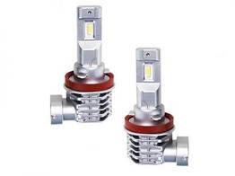 Светодиодные лампы H8 Pulso M4 LED-CREE/9-32v/2x25w/4500Lm/6000K