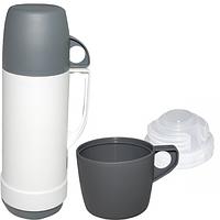 Термос 0,25 л + чашка, пластик