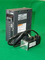 Сервопривод комплектный Hitachi ADA3-01NSE+ADMA -01SA121E/0.32Нм