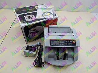 Счетная машинка + детектор валют 2108 (денежно-счетная) (пр-во Bill Counter)