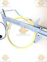 Ангельські оченята 110мм 12-24V (кільця) ціна за 1шт (пр-во LED Туреччина) ПД 161108, фото 3