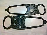 Шип металический, оцинкованный для изделия: ледоступы, зимняя подкова, ледоходы ....., фото 4