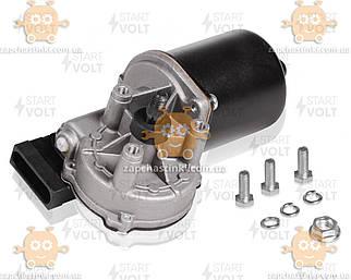 Моторедуктор стеклоочестителя Fiat Albea (от 2002г), Doblo (от 2005г) (пр-во СтартВОЛЬТ Россия) ЗЕ 017798