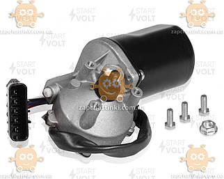 Моторедуктор стеклоочистителя Opel Astra G (от 1998г), Vectra B (от 1995г) (СтартВОЛЬТ Россия) ЗЕ 00003997