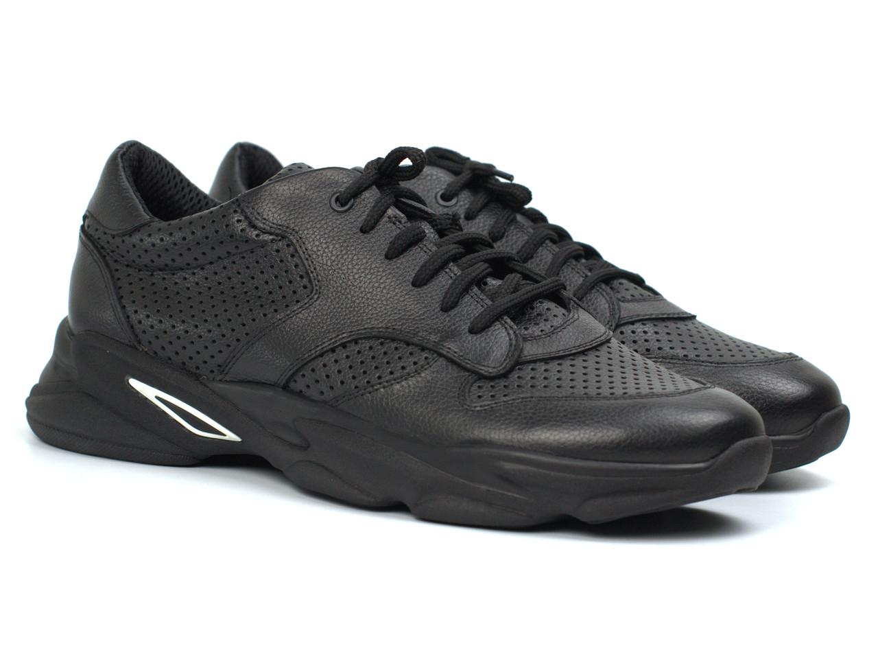 Кроссовки мужские летние сетка кожаные дышащая обувь больших размеров Rosso Avangard ReBaKa PerfLeath Floto BS